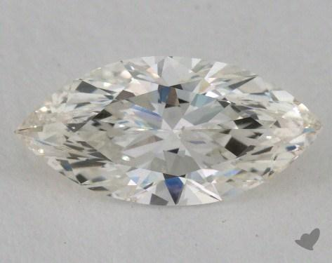 0.90 Carat H-SI1 Marquise Cut Diamond