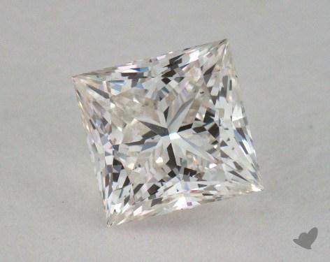 1.01 Carat J-VS2 Ideal Cut Princess Diamond