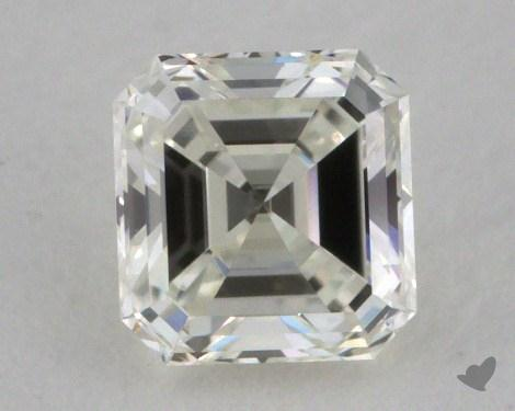 0.41 Carat K-VVS1 Asscher Cut  Diamond