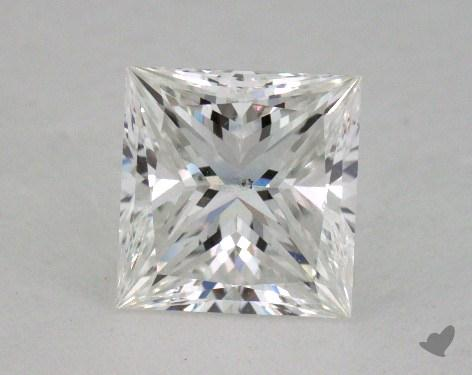 1.03 Carat G-SI1 Ideal Cut Princess Diamond