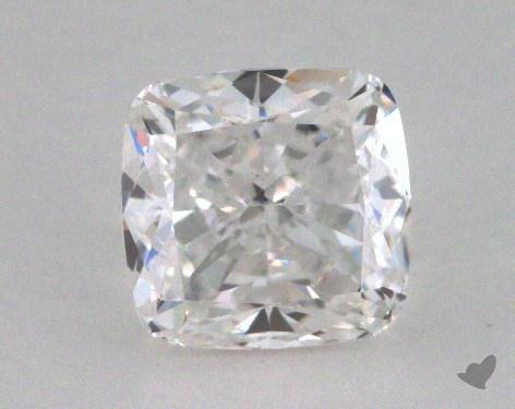 1.07 Carat F-VVS2 Cushion Cut Diamond