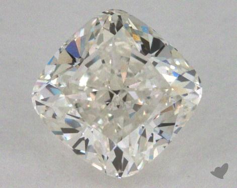1.08 Carat J-VVS2 Cushion Cut Diamond
