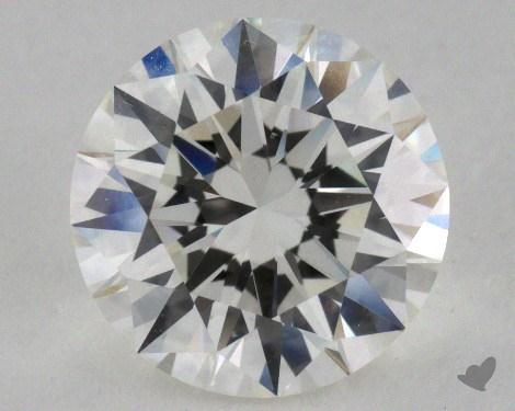 1.52 Carat H-VS2 Excellent Cut Round Diamond