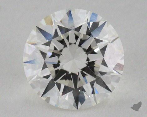 1.30 Carat H-SI1 Excellent Cut Round Diamond