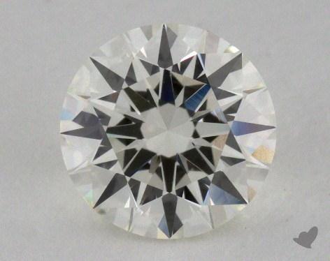 1.12 Carat J-VS2 Excellent Cut Round Diamond
