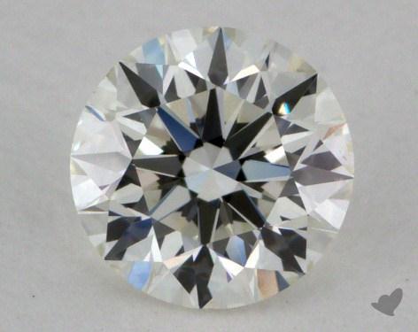 0.52 Carat I-SI1 Excellent Cut Round Diamond