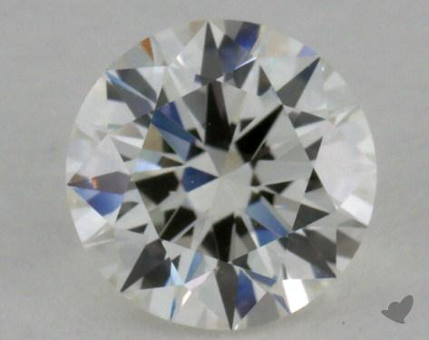 0.74 Carat I-VS1 Excellent Cut Round Diamond