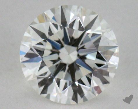 0.93 Carat H-VS2 Excellent Cut Round Diamond