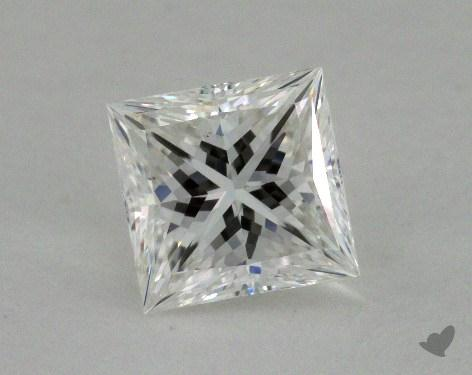 1.06 Carat G-VS2 Excellent Cut Princess Diamond