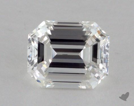 1.50 Carat H-VS2 Emerald Cut Diamond