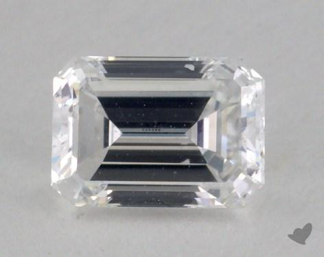 0.60 Carat D-VVS1 Emerald Cut Diamond