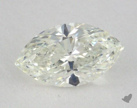 1.02 Carat I-SI1 Marquise Cut Diamond 
