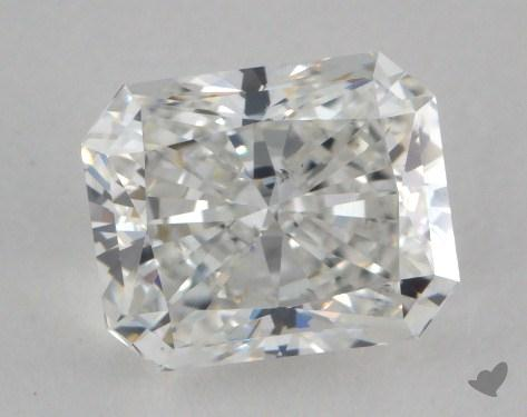 1.31 Carat G-VS2 Radiant Cut Diamond