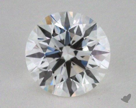 1.07 Carat E-IF Excellent Cut Round Diamond