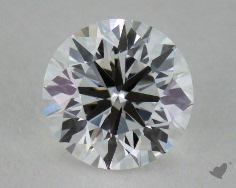 0.50 Carat D-VS2 Very Good Cut Round Diamond