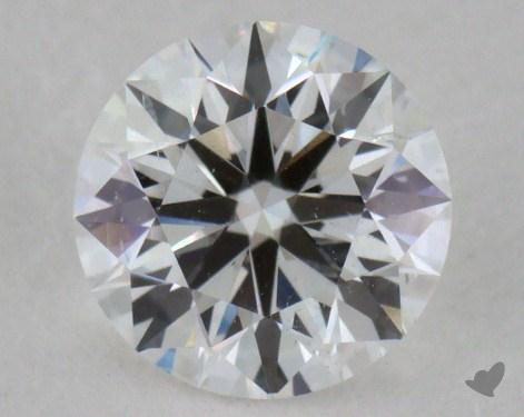 0.70 Carat E-SI2 Excellent Cut Round Diamond