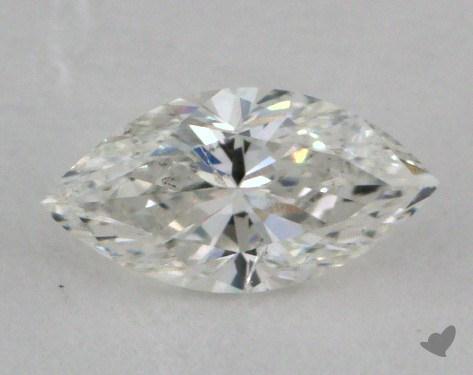0.41 Carat G-SI2 Marquise Cut Diamond