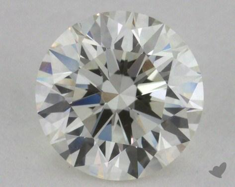 1.05 Carat I-VS1 Excellent Cut Round Diamond