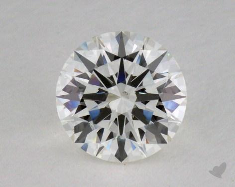 1.21 Carat H-SI1 Excellent Cut Round Diamond