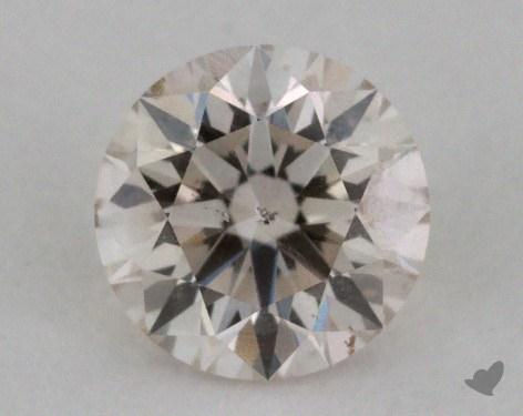 0.40 Carat K-SI2 Very Good Cut Round Diamond