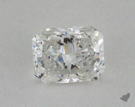 0.81 Carat F-VS2 Radiant Cut Diamond