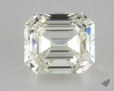 2.08 Carat K-IF Emerald Cut Diamond