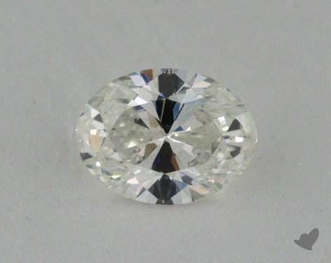 0.52 Carat I-VS2 Oval Cut Diamond