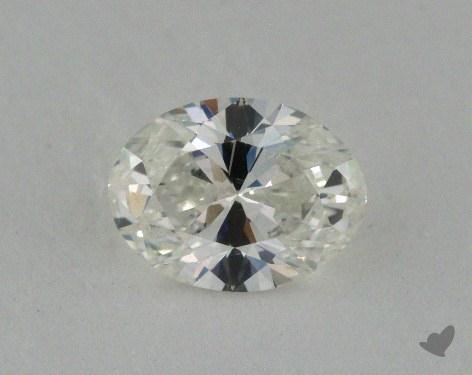 0.52 Carat I-VS2 Oval Cut Diamond