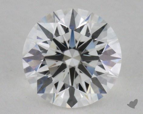 1.72 Carat E-VS2 Excellent Cut Round Diamond