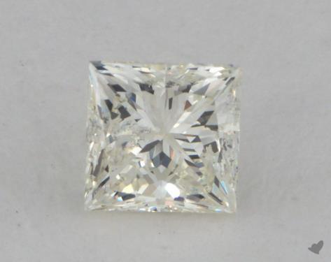 1.01 Carat J-SI2 Ideal Cut Princess Diamond