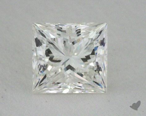 0.85 Carat G-VVS2 Excellent Cut Princess Diamond