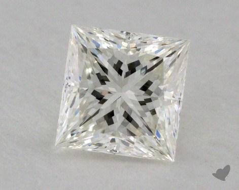 0.84 Carat I-VS1 Very Good Cut Princess Diamond
