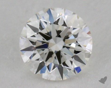 0.40 Carat G-VS1 Excellent Cut Round Diamond