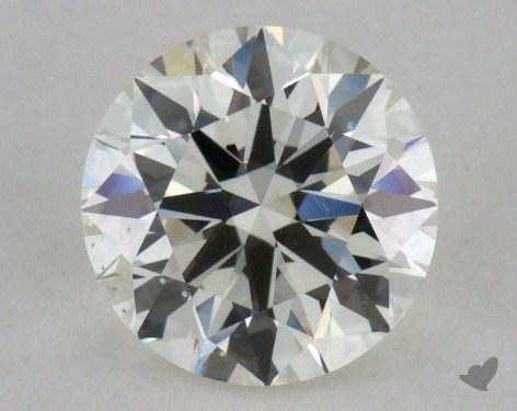 0.60 Carat H-VS2 Excellent Cut Round Diamond