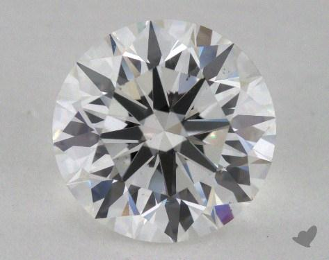 1.75 Carat F-VS2 Excellent Cut Round Diamond