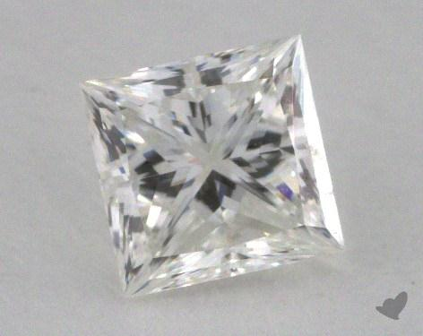 0.71 Carat G-VVS1 Princess Cut Diamond