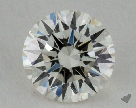 0.54 Carat J-VS1 Excellent Cut Round Diamond