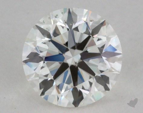 0.71 Carat I-SI1 Ideal Cut Round Diamond