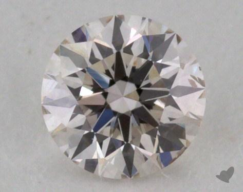 0.30 Carat I-SI1 Excellent Cut Round Diamond