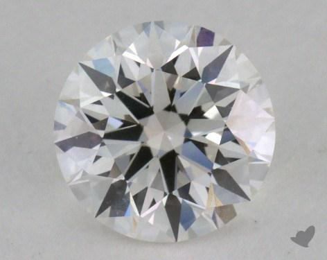 0.73 Carat F-VVS2 Excellent Cut Round Diamond