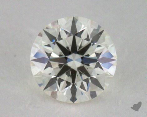 0.64 Carat K-SI1 Ideal Cut Round Diamond