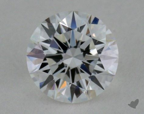 0.70 Carat E-IF Excellent Cut Round Diamond