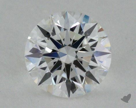 0.73 Carat E-VVS1 Excellent Cut Round Diamond 