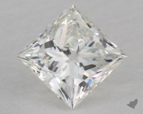 0.60 Carat H-SI2 Ideal Cut Princess Diamond