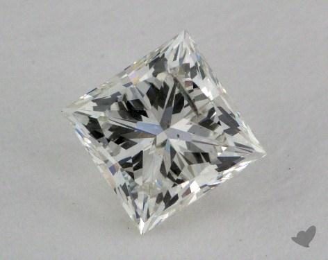 1.01 Carat I-I1 Very Good Cut Princess Diamond