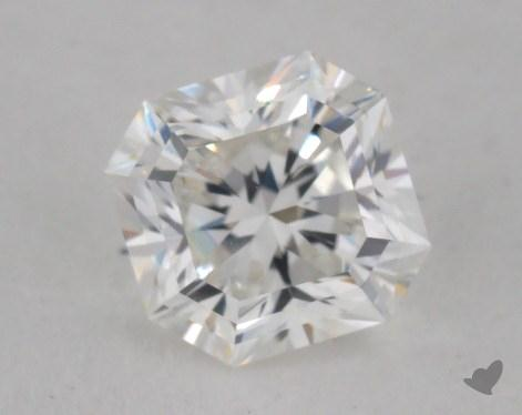 0.63 Carat G-VVS1 Radiant Cut Diamond