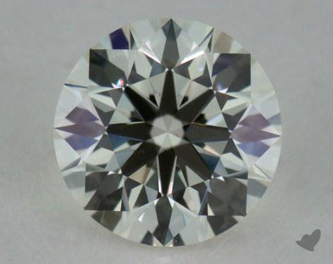 0.46 Carat J-VS1 True Hearts<sup>TM</sup> Ideal Diamond