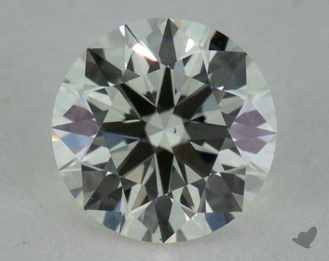 0.45 Carat J-VS2 Excellent Cut Round Diamond