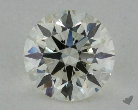 0.80 Carat J-VS1 Excellent Cut Round Diamond