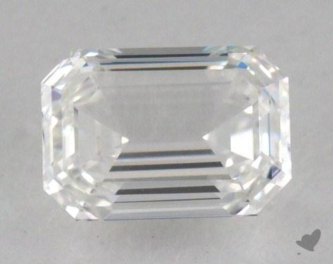 0.70 Carat E-IF Emerald Cut Diamond